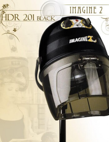 Hauba za kosu IMAGINE 2 Black