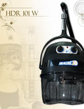 Hauba za kosu zidna IMAGINE 1 black W