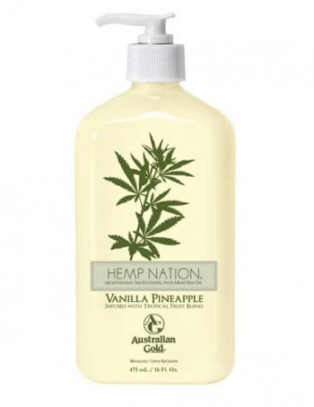 Hemp Nation® Vanilla Ananas