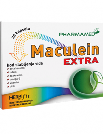 HERBIFIT MACULEIN EXTRA cps a 30