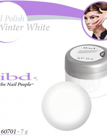 IBD Gel u boji WINTER WHITE