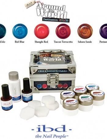 IBD Set gelova u boji AROUND THE WORLD