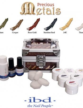 IBD Set gelova u boji PRECIOUS METALS