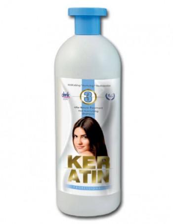 Keratinski šampon br.3 bez sulfata i soli
