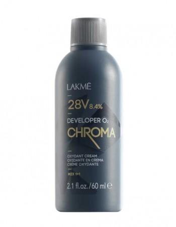 LAKME Chroma Developer 28V (8.4%) 90 ml