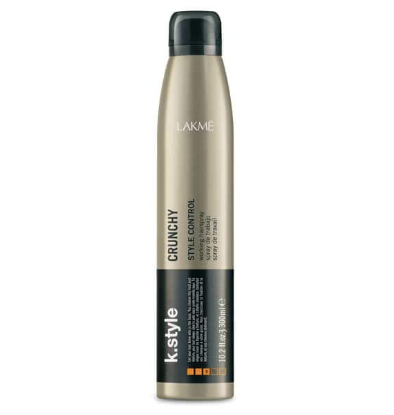 LAKME K. STYLE Crunchy instant-hold working spray