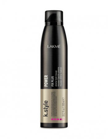 LAKME K. STYLE Power Extreme hold mousse
