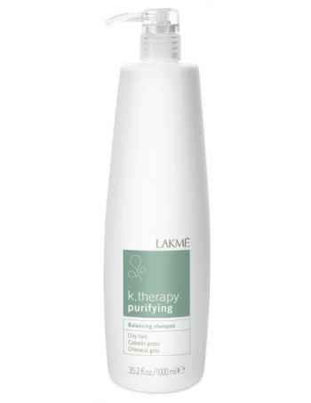 LAKME K. THERAPY Purifying Balancing Shampoo