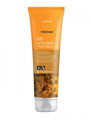 LAKME Teknia Ultra Gold Pigmentisani šampon