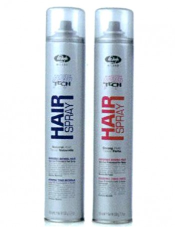 LISAP High Tech Hair Spray NO GAS