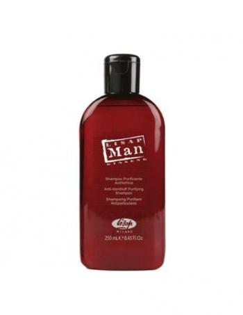 LISAP man Anti-dandruff Purifying Shampoo