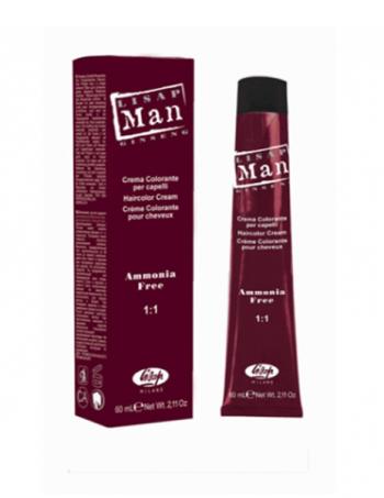 LISAP Man Color - boja za kosu za muškarce