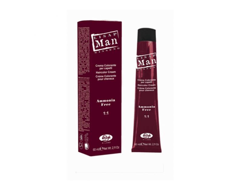 Lisap Man Color Boja Za Kosu Za Muškarceaktivator