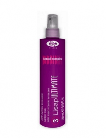 LISAP ULTIMATE KERATIN Straight Fluid Milk
