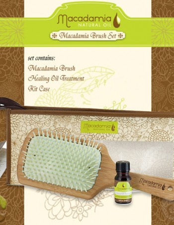 Macadamia Brush Set