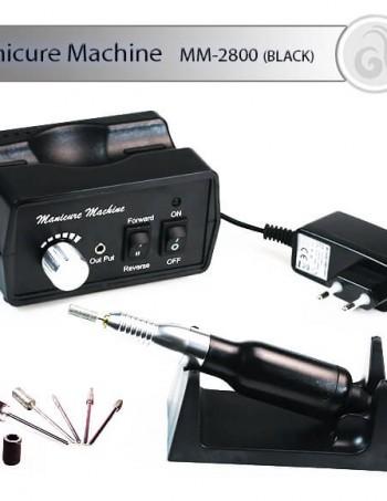 Manicure Machine MM-2800 BLACK
