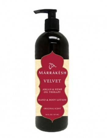 Marrakesh Hand & Body Lotion Velvet