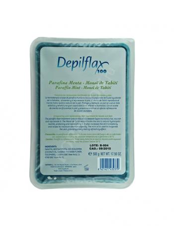 MAYSTAR DEPILFLAX parafin mint-monoi Tahiti