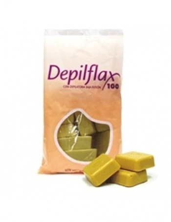 MAYSTAR DEPILFLAX topli vosak zlatni - sedef