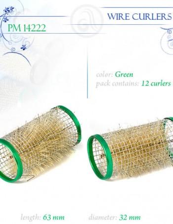 Metalni vikleri 32x63 12/1 zeleni