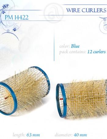 Metalni vikleri 40x63 12/1 plavi