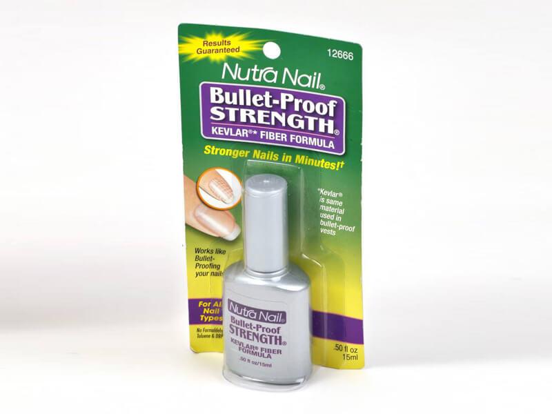 Nutra Nail Bullet-Proof-Strength Formula Nail Strengthener ...