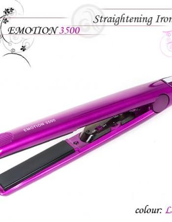 Presa za kosu EMOTION 3500 lila