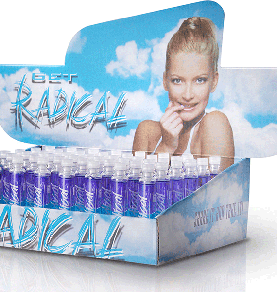 Radical Tan Young & Free Mini -