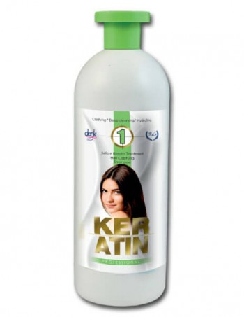 Šampon br.1 pre keratinskog tretmana