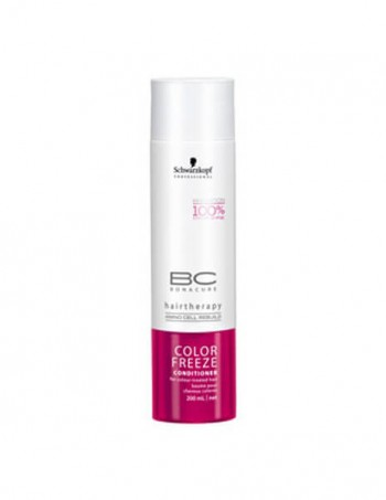 Schwarzkopf BC color freeze conditioner