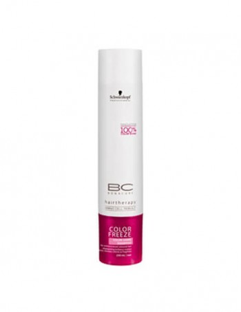 Schwarzkopf BC color freeze shine shampoo