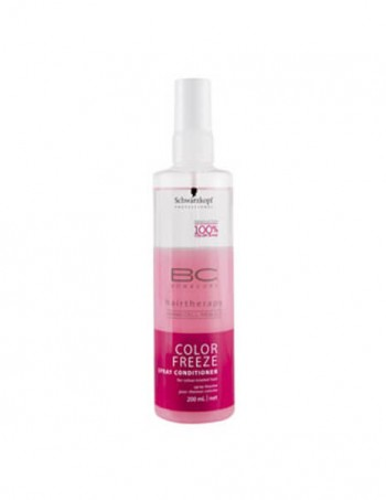 Schwarzkopf BC color freeze spray conditioner