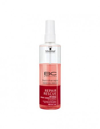 Schwarzkopf BC repair rescue intense spray conditioner