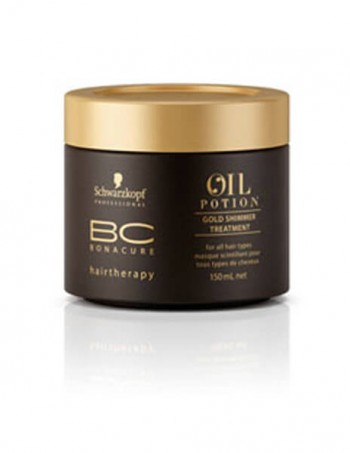 Schwarzkopf OIL MIRACLE gold shimmer treatment
