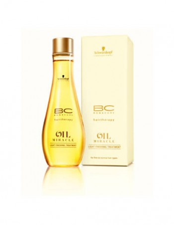 Schwarzkopf OIL MIRACLE light finishing treatment