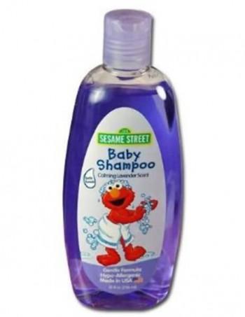 Sesame Street - šampon za bebe sa prirodnim esencijama lavande