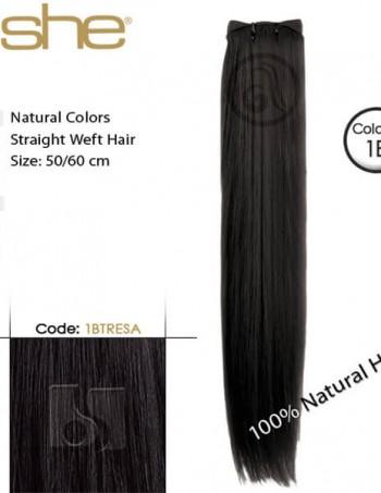 She Prirodna kosa TRESA 50/60 cm