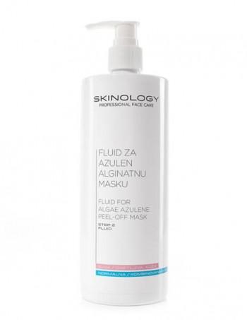 SKINOLOGY Fluid za azulen alginatnu masku STEP 2