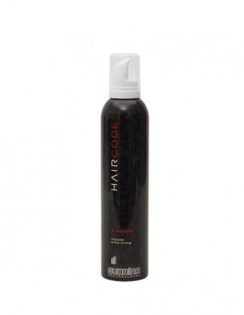 Subrina Professional Styling mousse XL WONDER