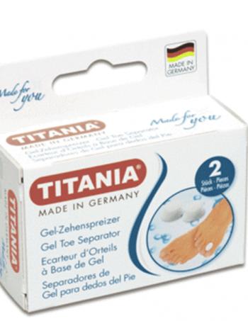 TITANIA separator za prste 2/1