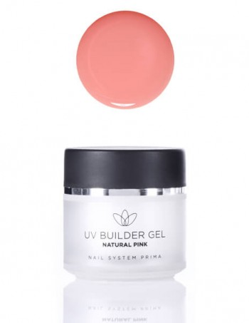 UV builder gel natural pink ( za izlivanje )