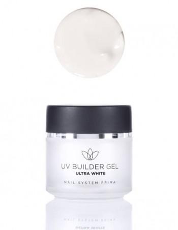 UV Builder Gel - Ultra White ( za izlivanje )