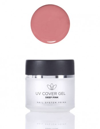 UV cover gel deep pink (za izlivanje)