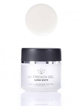 UV french gel super white