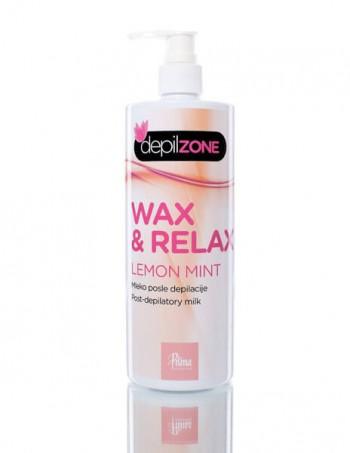 WAX & RELAX mleko posle depilacije